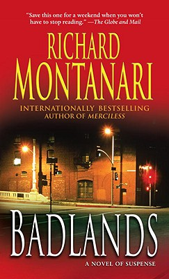 Badlands By Montanari, Richard